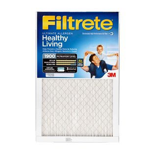 18x18x1 (17.7 x 17.7) Filtrete Ultimate Allergen Reduction 1900 Filter by 3M