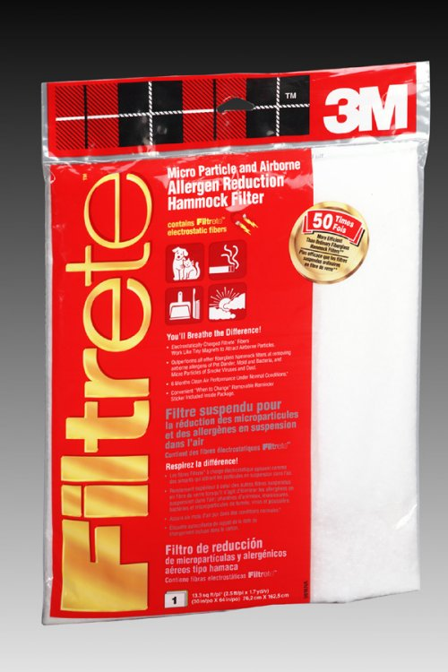 30×60 (cut-to-fit) Filtrete Hammock Filter by 3M™