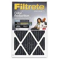 3M Filtrete Air Filter Odor Reduction