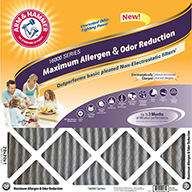 Arm and Hammer Max Allergen Air Filter