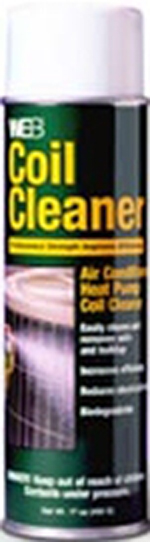 WEB® Coil Cleaner