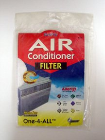 15x24x0.06 Accumulair Simply Cut Electrostatic, Synthetic Room AC Filter