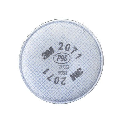 3M 2071 Particulate Filter (2 Pack)