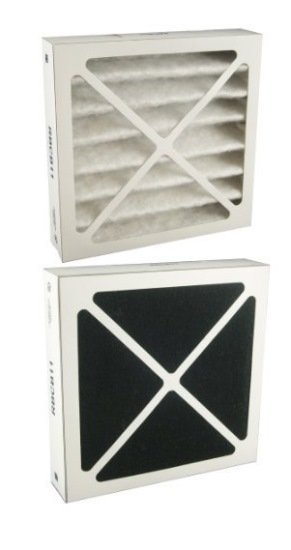 911D Bionaire Electret Dual-Cartridge Replacement Filter