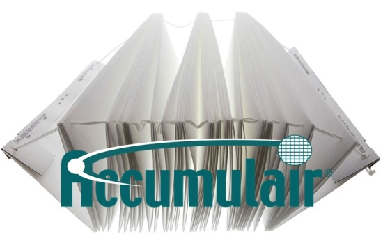 Accumulair MERV 13 #201 Replacement Media for Aprilaire Models 2200/2250