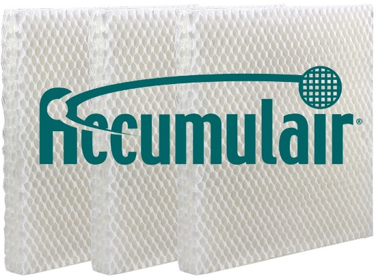 DA1005 Arctic Stream Humidifier Wick Filter (3 Pack)