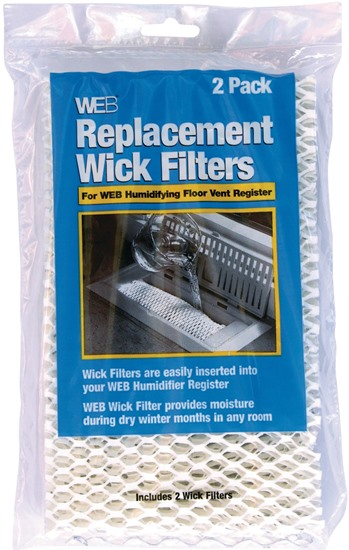 WEB Replacement Wick Filter (2 pack)